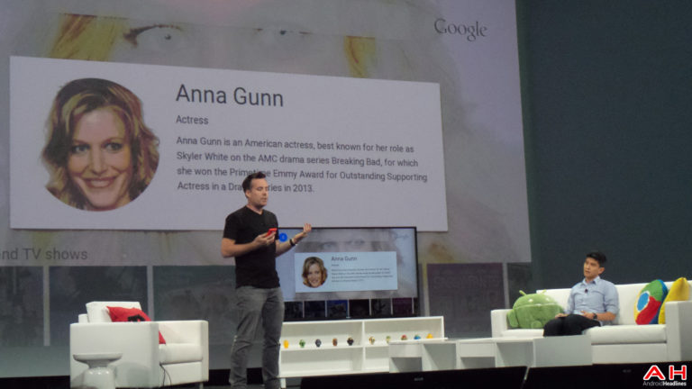 AH Google IO 2014 Android TV 501 sur 8