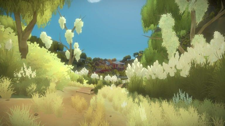 The Witness Android TV 03
