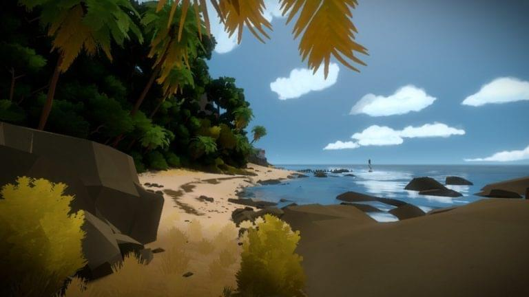 The Witness Android TV 05