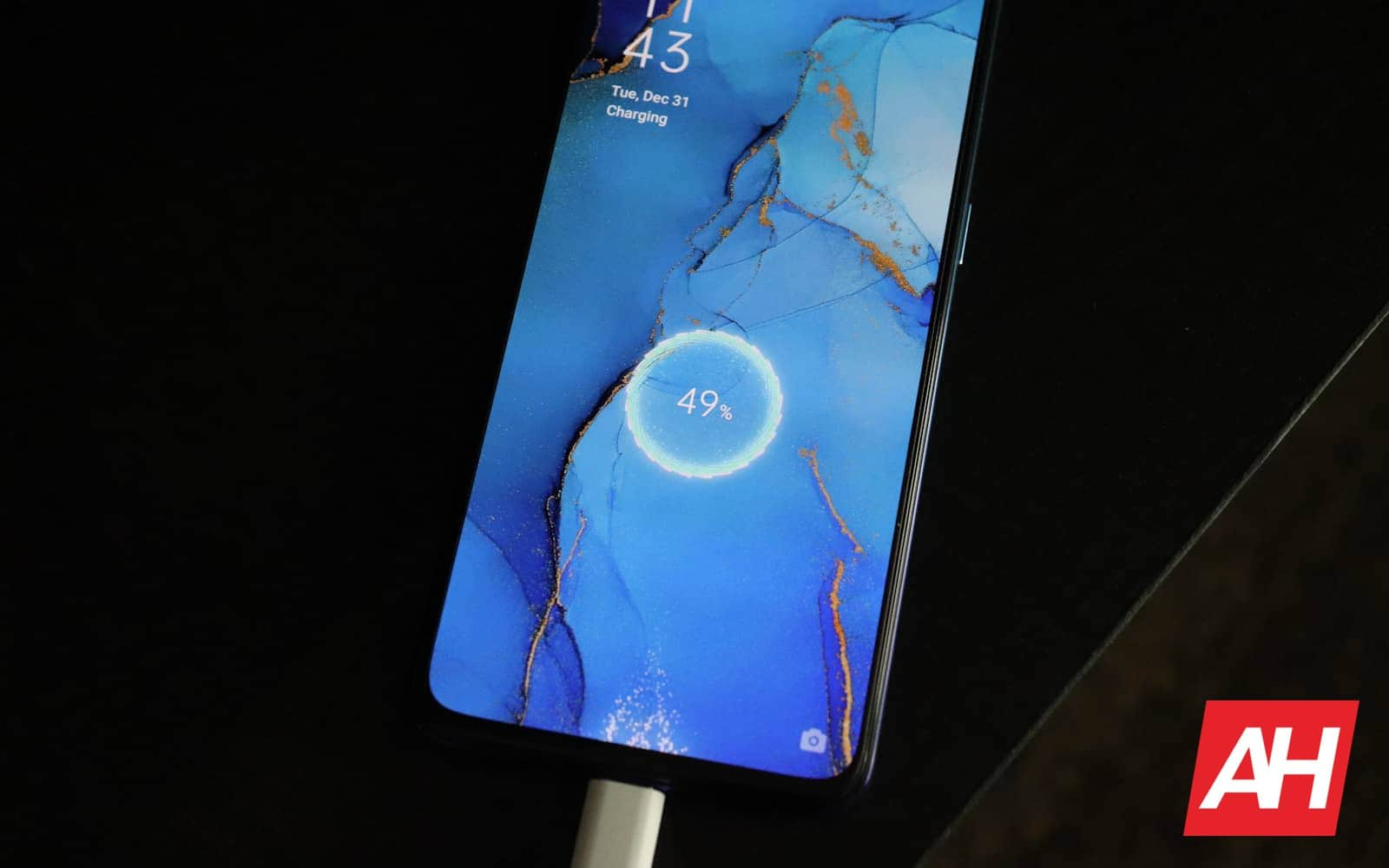 08 OPPO Reno3 Pro Charge Review 1