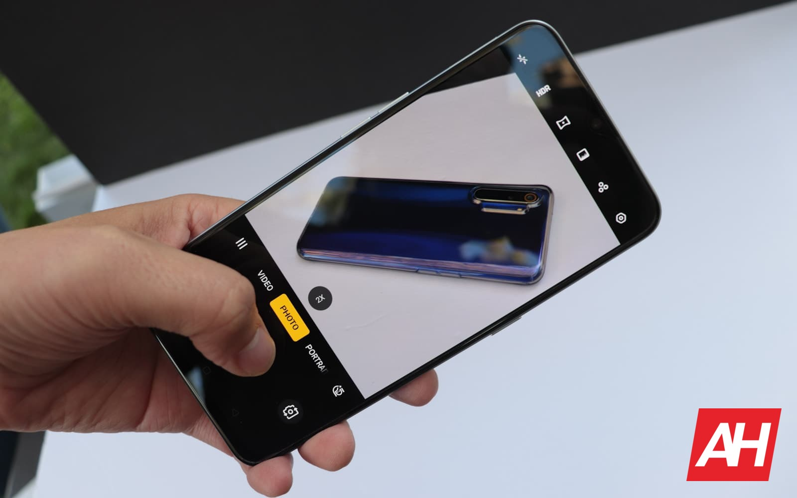 07 realme XT review camera AH 2019