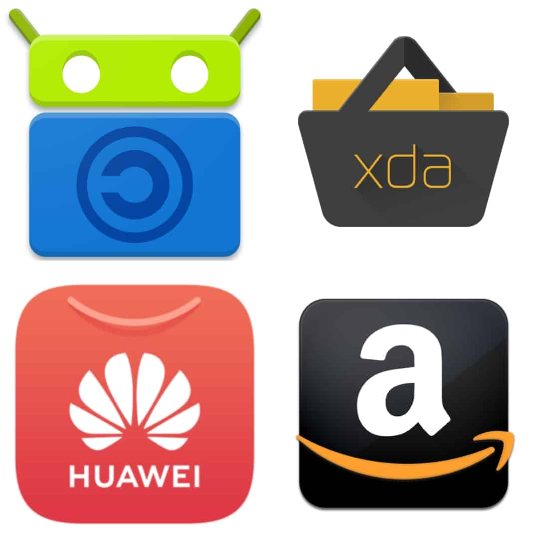 Boutiques d'applications Android