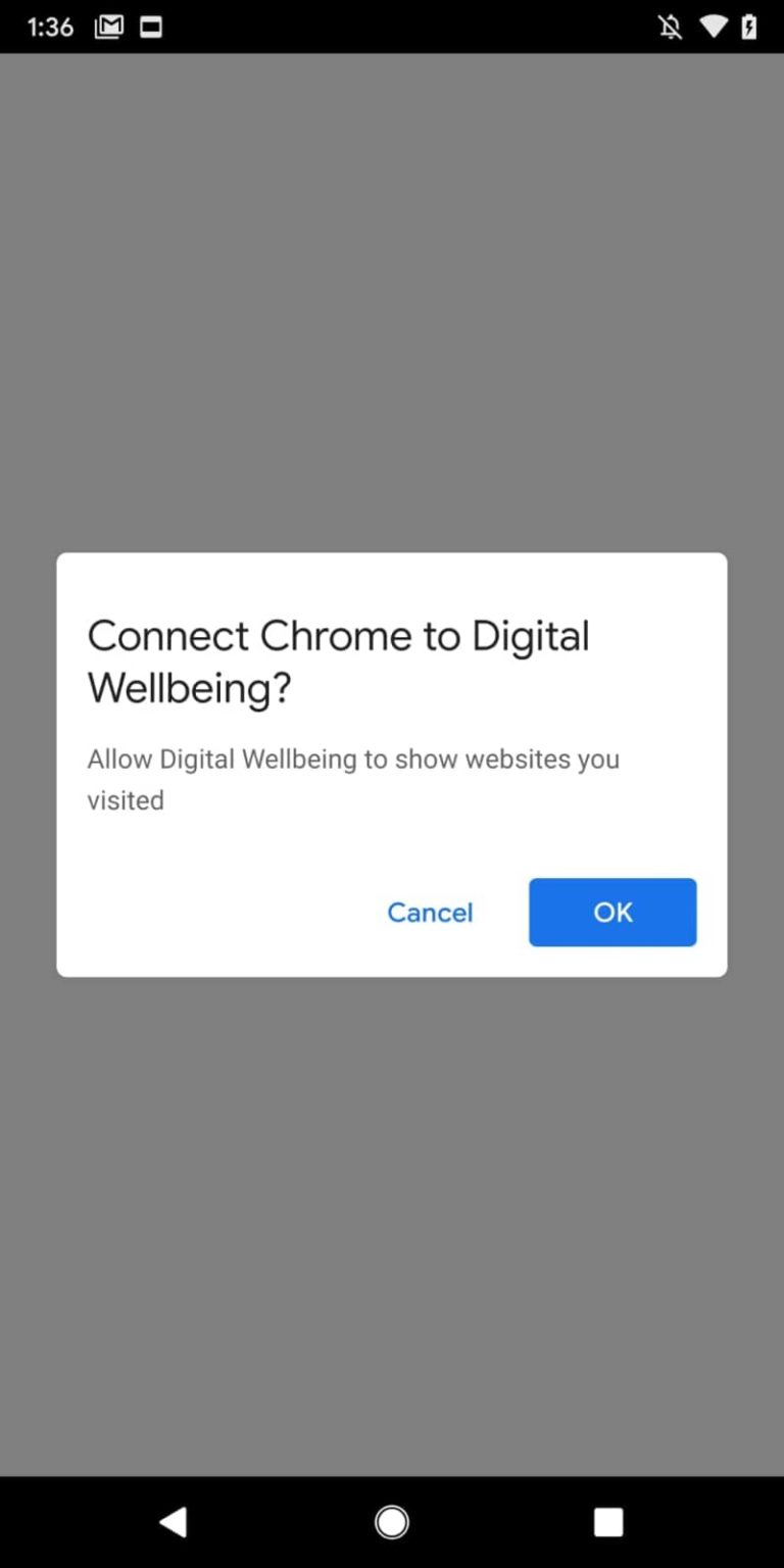 Chrome Android Digital Wellbeing Setting Pre Launch from Commits 02