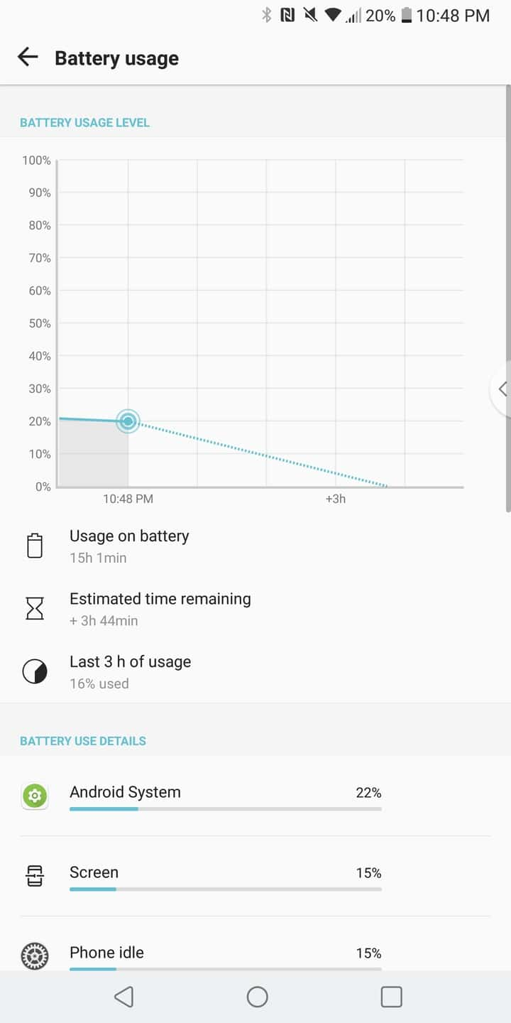 Batterie pour LG V30 AH NS Screenshots 1