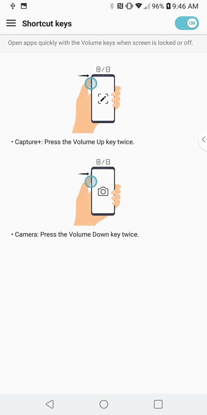 LG V30 AH NS Screenshots security 4
