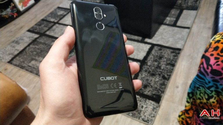 Cubot X18 Plus Review Hardware et Build 02 AH