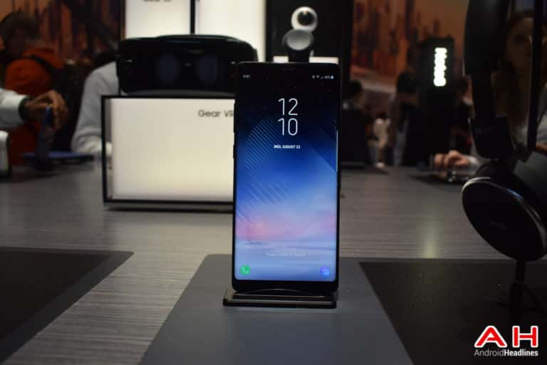 Samsung Galaxy Note 8 AH 53