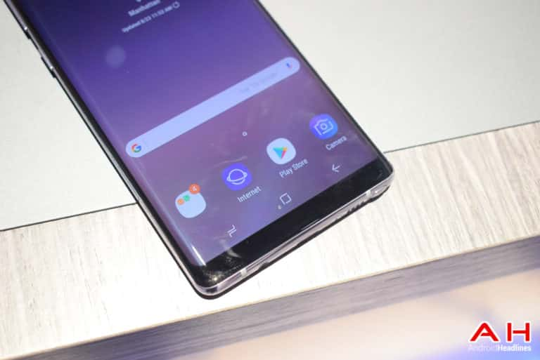 Samsung Galaxy Note 8 AH 47