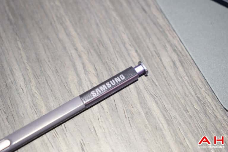 Samsung Galaxy Note 8 AH 43