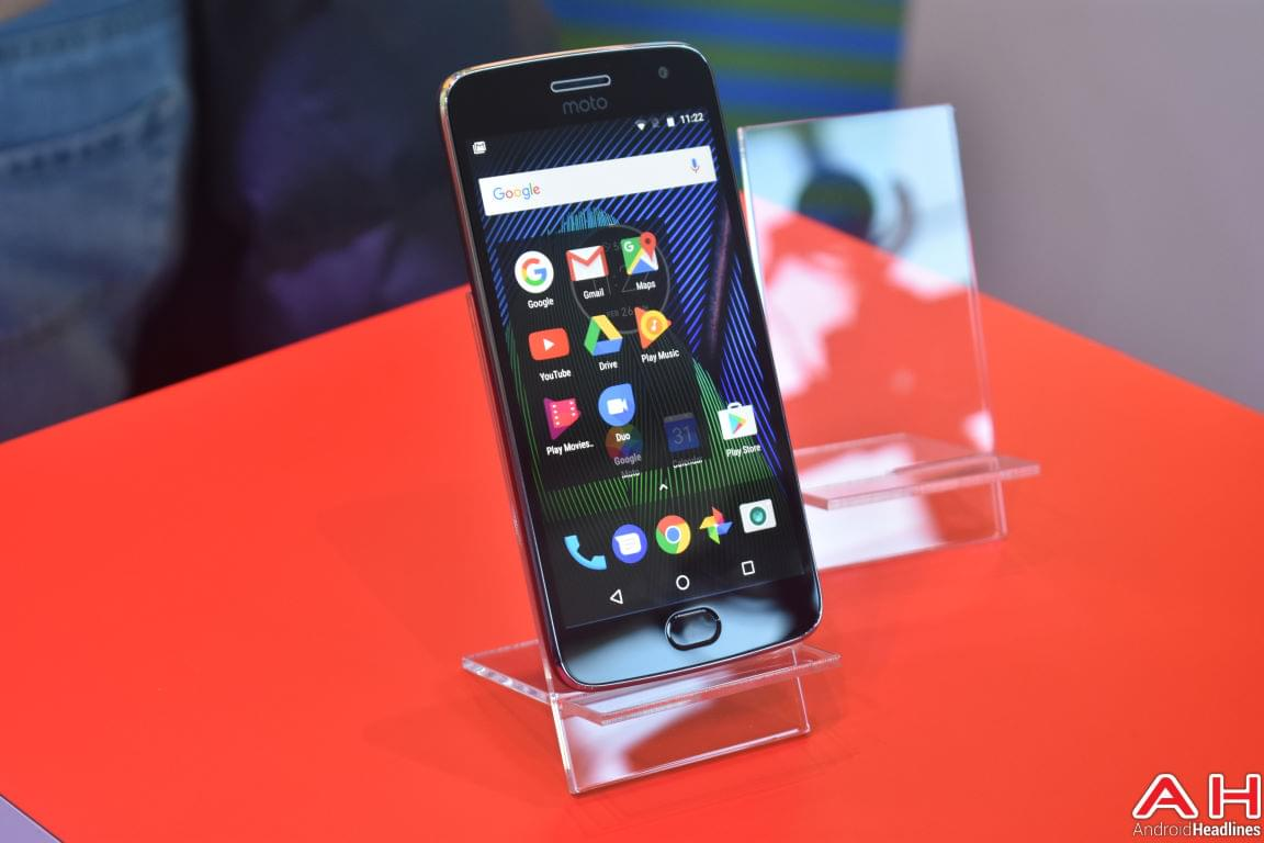 Moto G5 Hands On AH 7