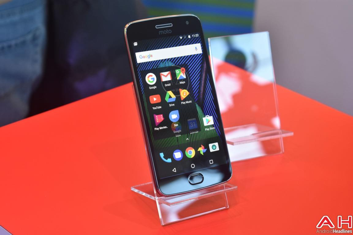 Moto G5 Plus Hands On AH 1