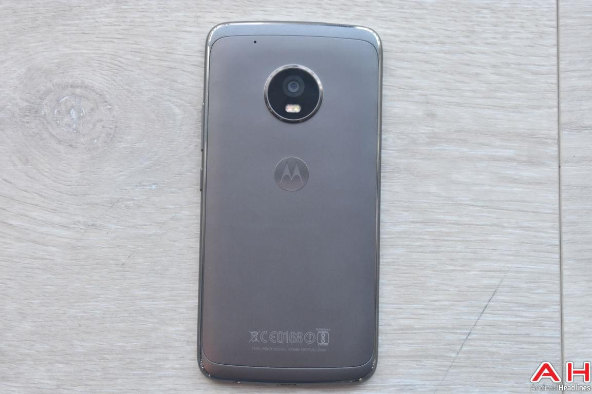 Moto G5 Plus Hands On AH 2