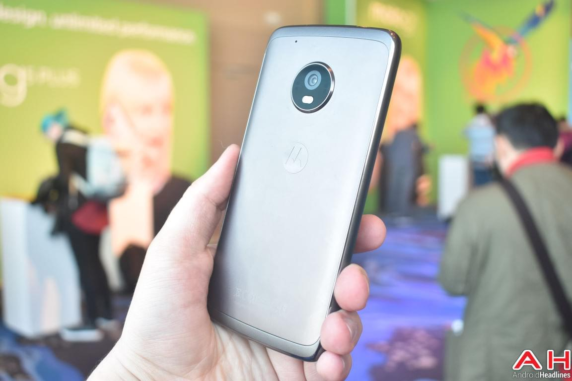 Moto G5 Plus Hands On AH 6