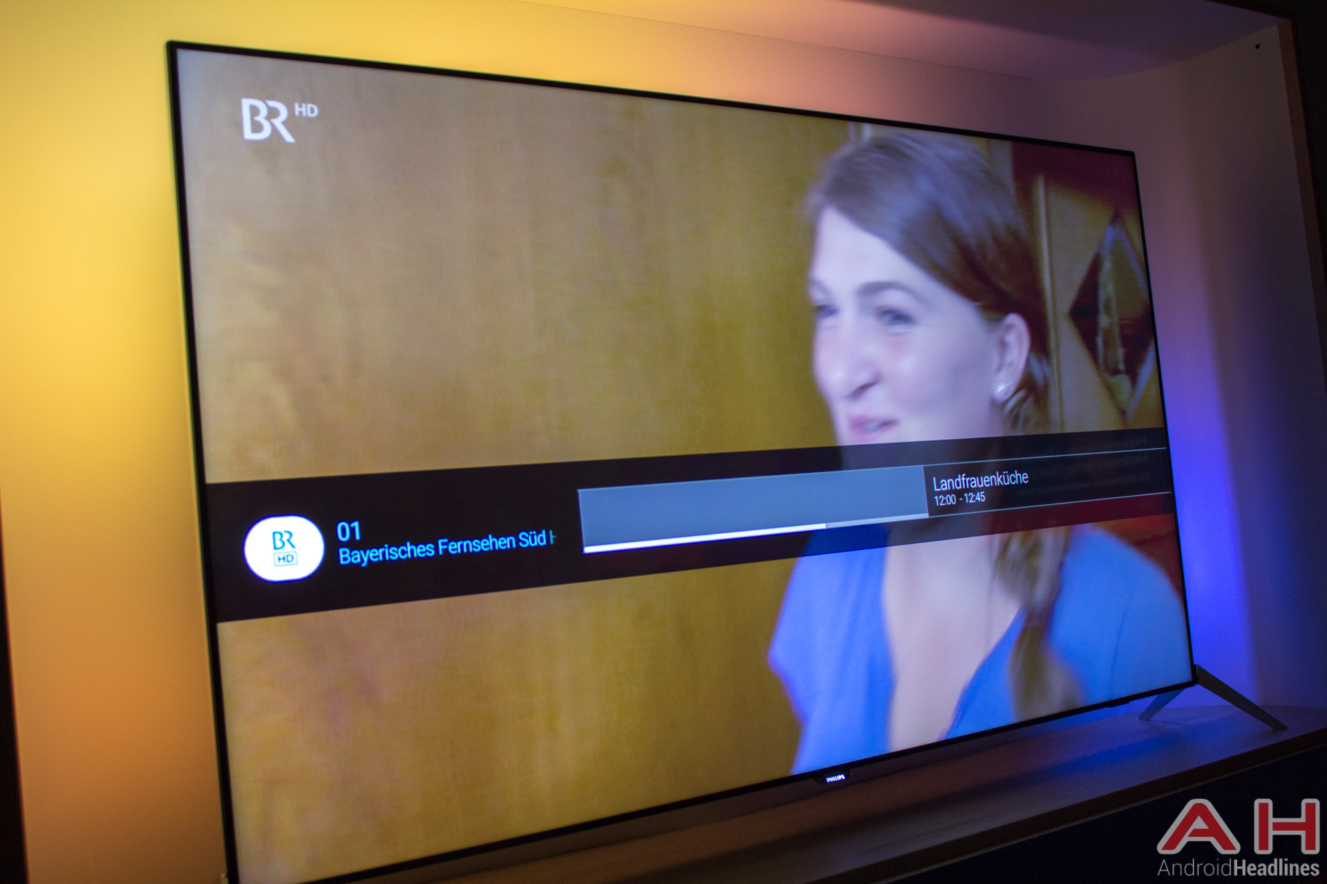 Philips 9600 Android TV AH 8