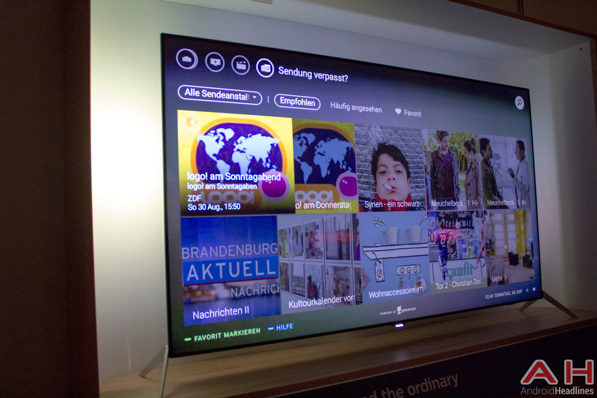 Philips 9600 Android TV AH 6