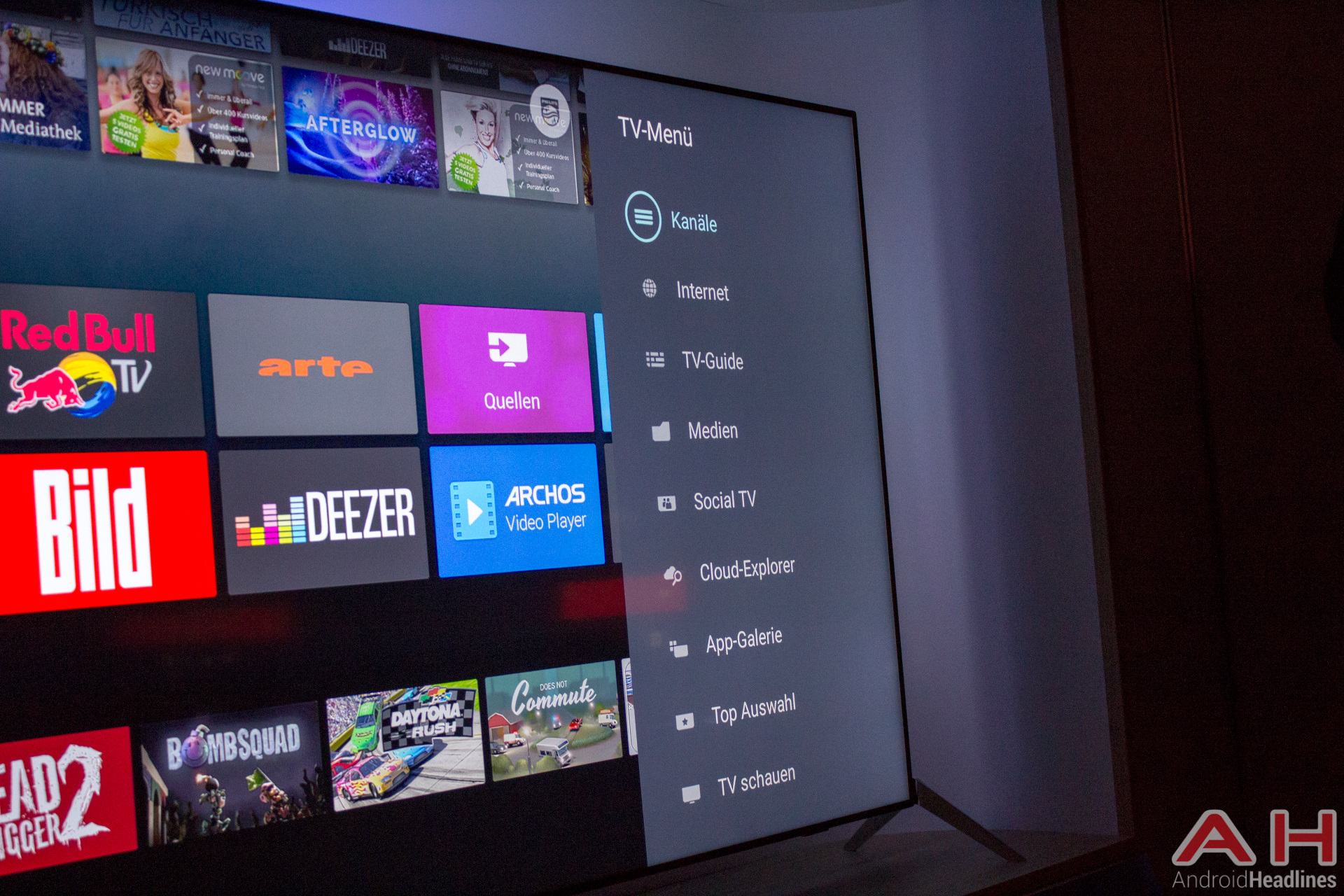 Philips 9600 Android TV AH 5