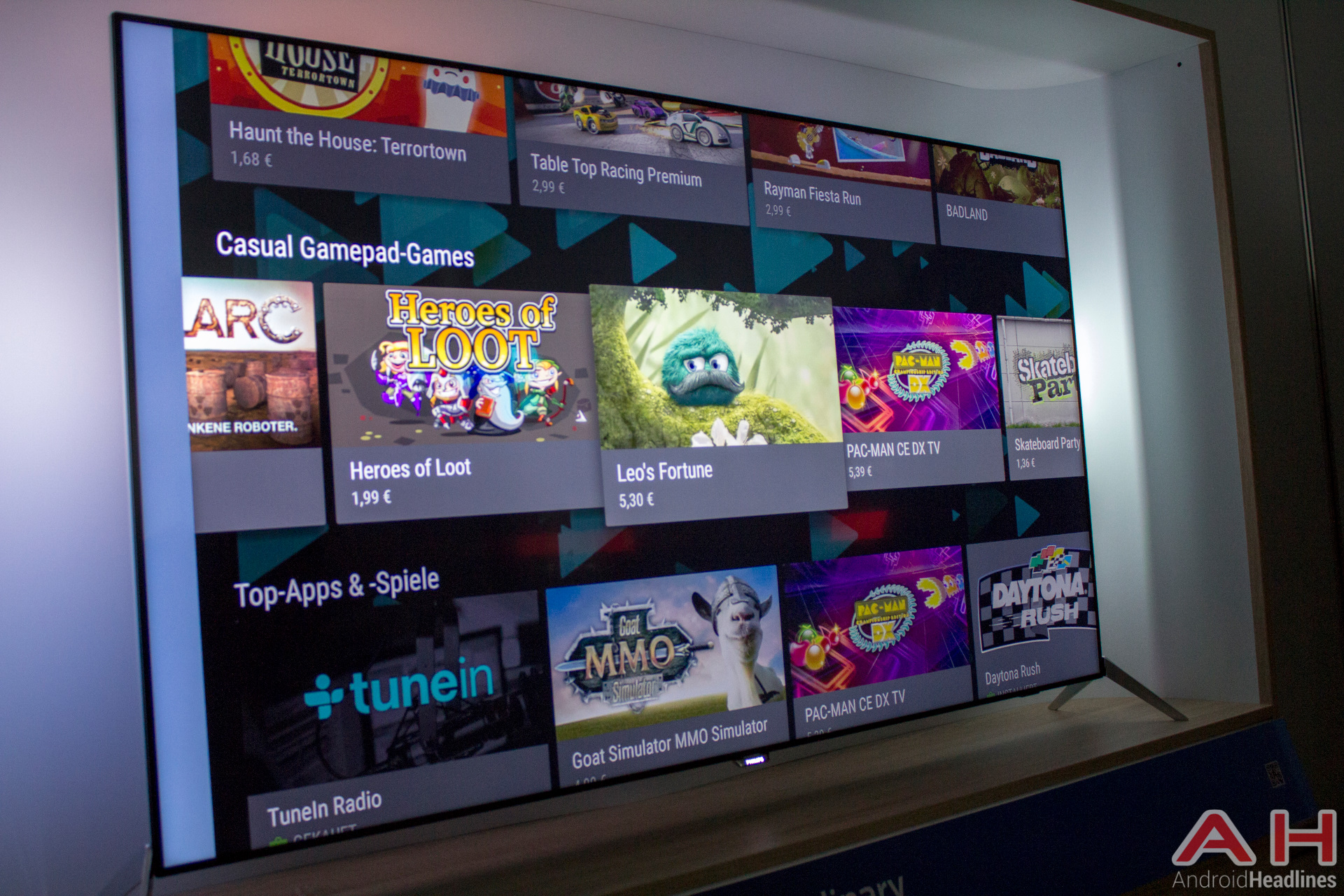 Philips 9600 Android TV AH 4