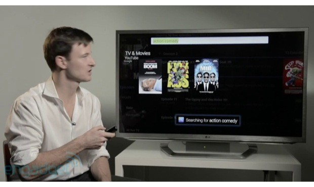 Suggestions Google TV