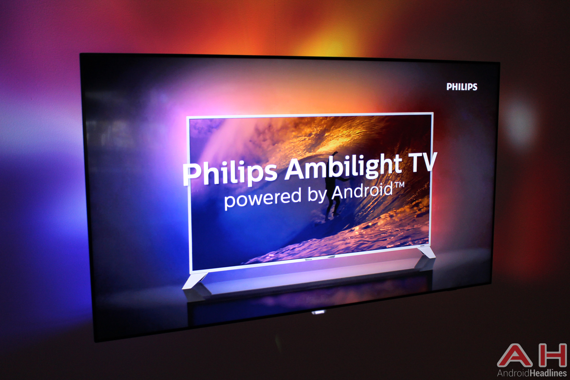 Philips Ambilux Android TV AH 11
