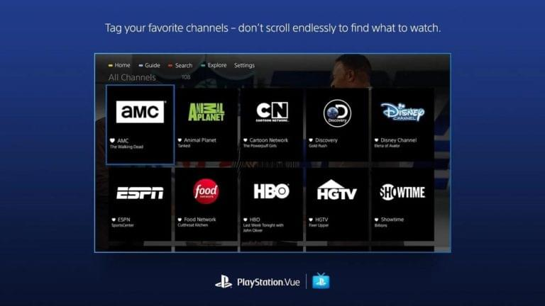 PS Vue Screenshot 01