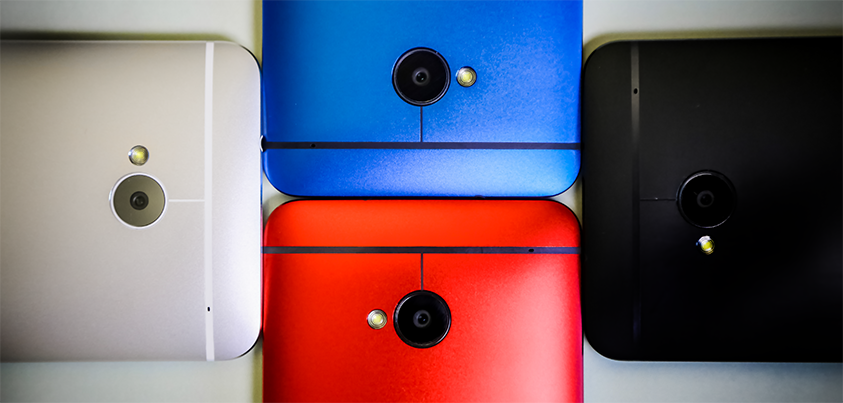 HTC One Multi couleurs