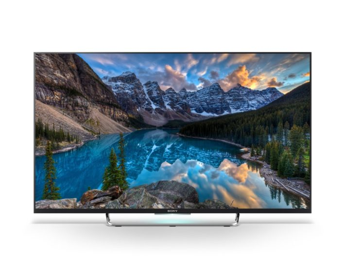 Sony KDL50W800C 50-Inch 1080p 120Hz 3D Smart LED TV (2015 Model)