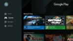 Mise à jour Android TV Play Store AH 2