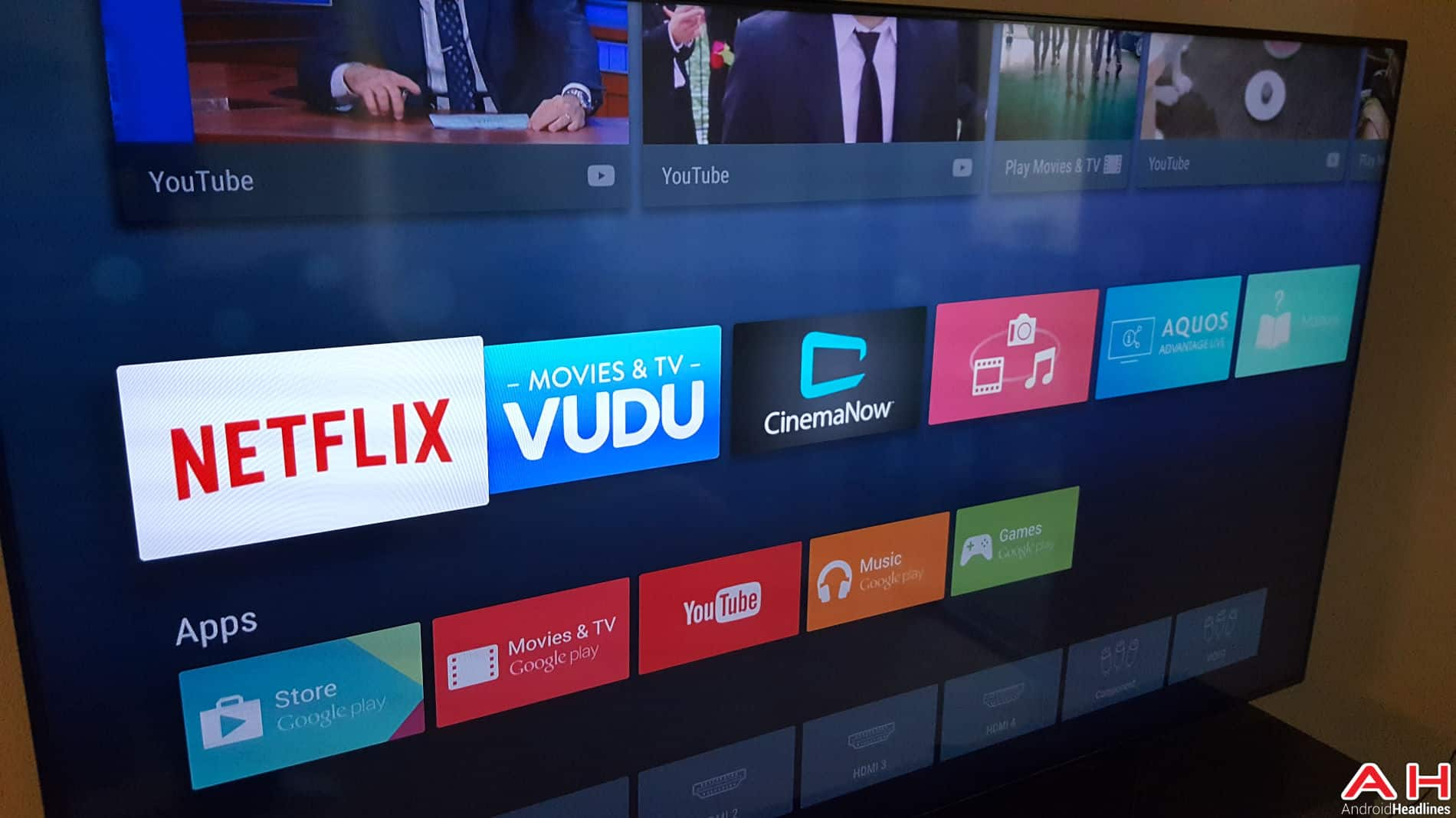 Sharp TV Android TV-29