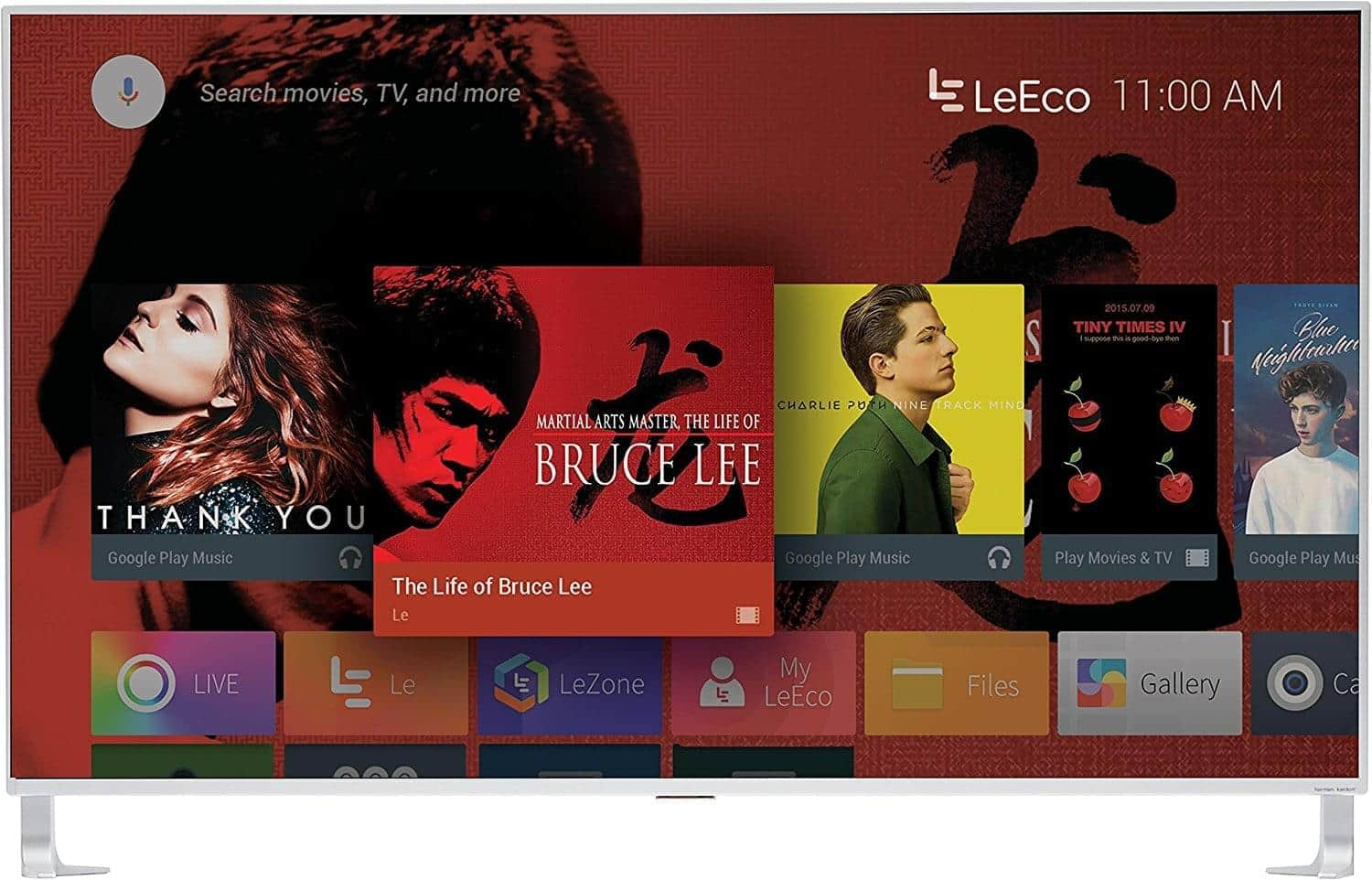 leeco super4 android tv
