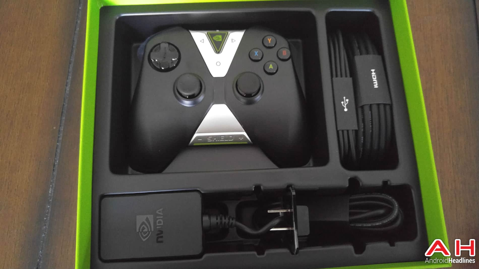 NVIDIA SHIELD BOX
