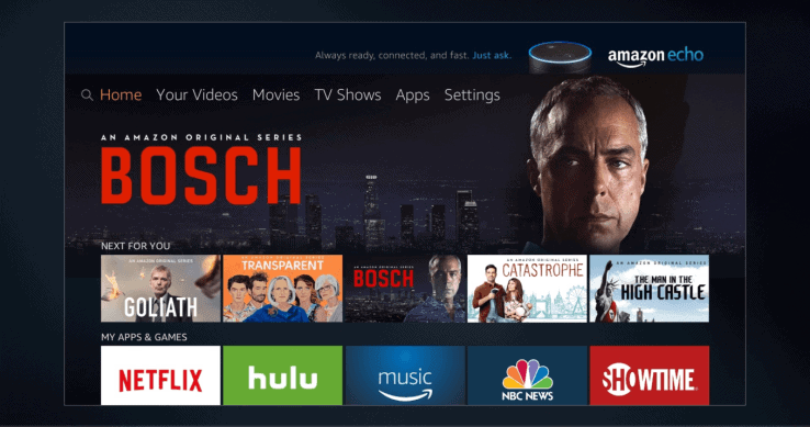amazon fire tv interface 1