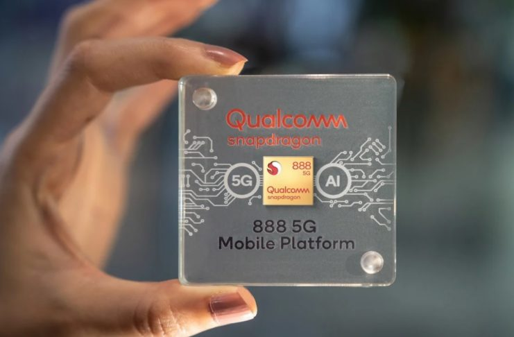 Snapdragon 888 SoC Will Consume Way Less Battery Than SD865