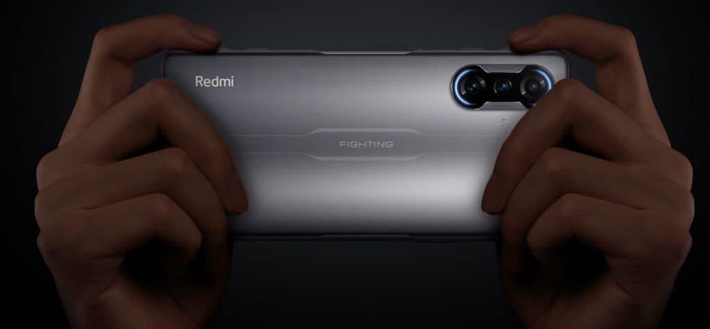 Redmi K40 Gaming Edition image 2