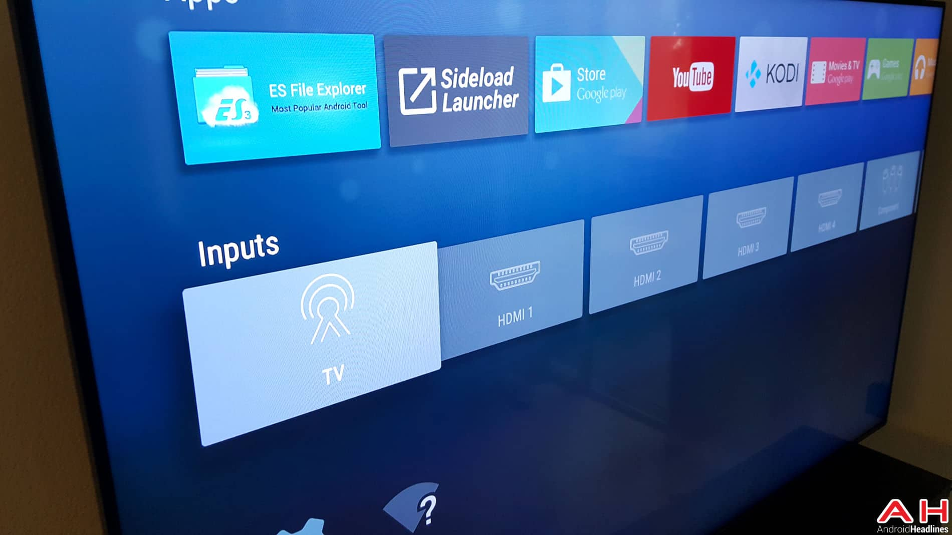 Sharp TV Android TV-6